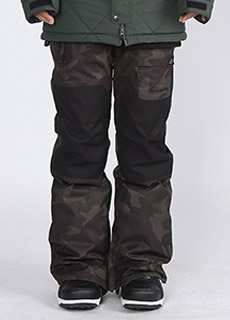 바운드 DIVIDE PANTS_SOIL CAMO [SLIM STANDARD FIT]  (품절)