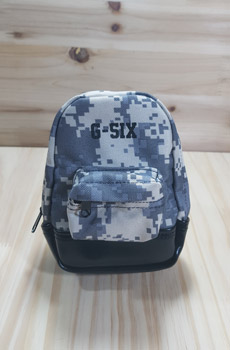 binding backpack - Light Gery military